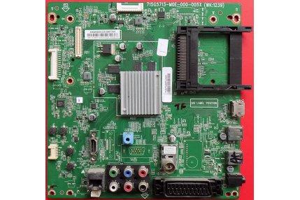 - Main Philips 715g5713-M0E-000-005X Codice a barre 705TQDPL020