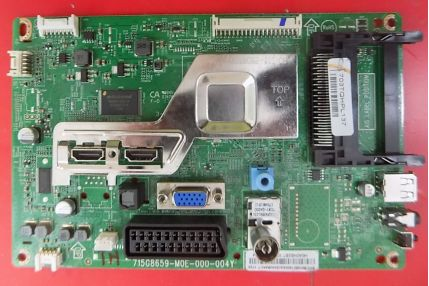 IR 39-ID3107000 REV 02 PER TV HANNSPREE LCD TV T191H