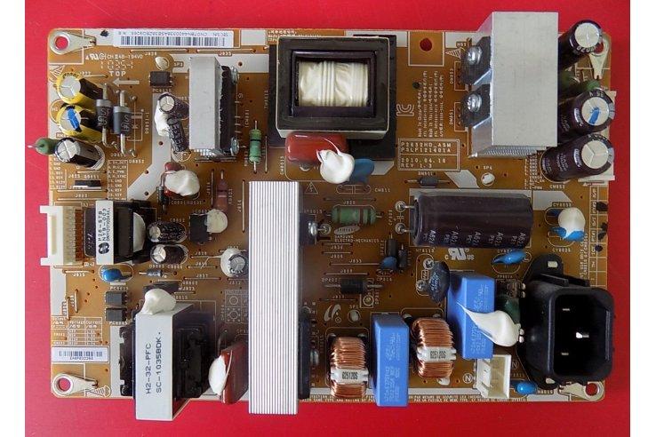 ALIMENTATORE SAMSUNG P2632HD_ASM PSLF121401A REV 1.3 - CODICE A BARRE BN4400338A