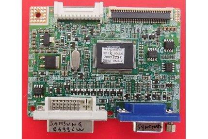 Main e DVBT TV - MAIN LCA10896 LCB10896 -001A - CODICE A BARRE SFY-1004A-H3 PER TV JVC LT-42DR1BU