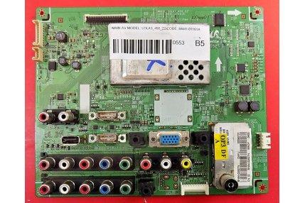 Main e DVBT TV - MAIN MTK_PAL RAEDY BN41-00878A - CODICE A BARRE BN94-01352U