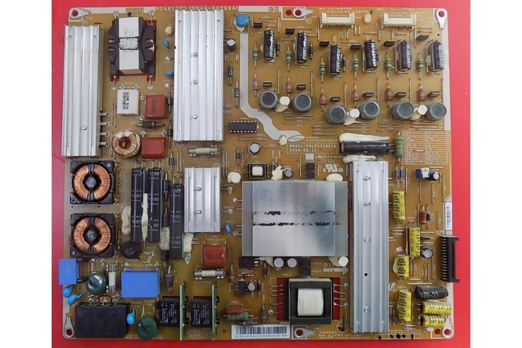 ALIMENTATORE SAMSUNG PSLF171B01A PD4612F1 BN44-00269A REV1.0