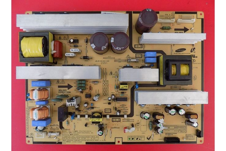ALIMENTATORE SAMSUNG PSLF401501A 1588-3366 SP55P BN44-00186A KTL SU09078-XXXX