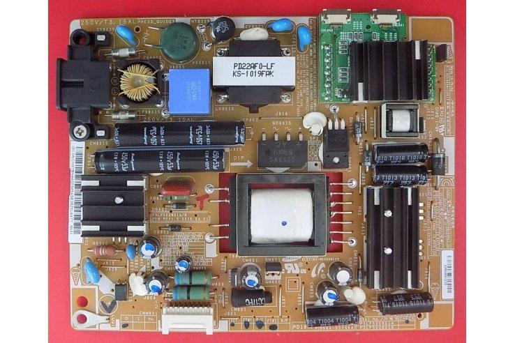 ALIMENTATORE SAMSUNG PSLF500B01A REV1.5 BN44-00344A - CODICE A BARRE BN4400345A