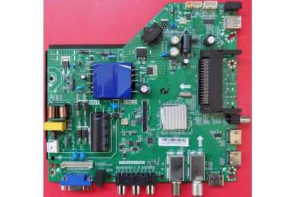 - Main TP.MS3663.PB801 Codice a barre J19040919 V400HJ6-PE1-C3 Smart Tech Nuova
