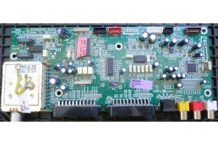 T-con and Scaler - MAIN - T-CON SAMSUNG 42 SD S2.0 B'D LJ41-01724A REV 1.2 LJ92-00941A REV A1 - CODICE A BARRE HL2338005326