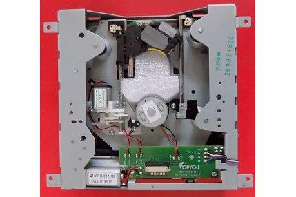 Meccaniche DVD - MECCANICA COMPLETA DL-05J-00-005 269021800 LETTORE DVD DIKOM NUOVA