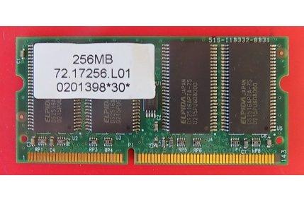 Memorie PC - MEMORIA RAM ACER 256MB 51S-I1B332-8B31 - CODICE A BARRE 72.17256.L01
