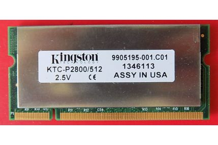 Memorie PC - MEMORIA RAM COMPAQ KTC-P2800/512 2.5V 9905195-001.C01