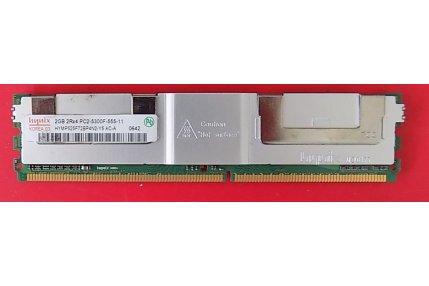 Memorie PC - MEMORIA RAM DELL 2GB 2RX4 PC2-5300F-555-11 HYMP525F72BP4N2-Y5