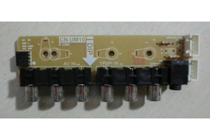 Schede Tuner Ingressi e Interconnessione TV - MODULINO INGRESSI BLAUPUNKT CN.UM10
