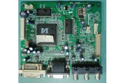 Schede Tuner Ingressi e Interconnessione TV - MODULINO INGRESSI KEYMAT PA-0142----4T