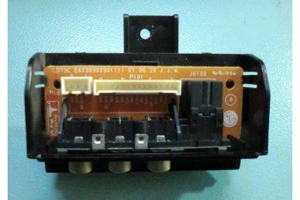 Schede Tuner Ingressi e Interconnessione TV - MODULINO INGRESSI LG EAX38900901(1)