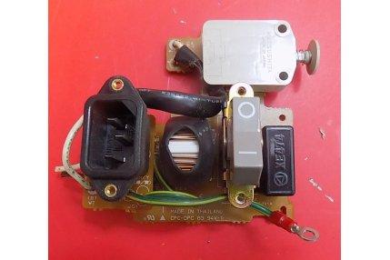 Schede Varie Stampanti - MODULO ACCENSIONE SELEX CPC-DPC 83 94V-0
