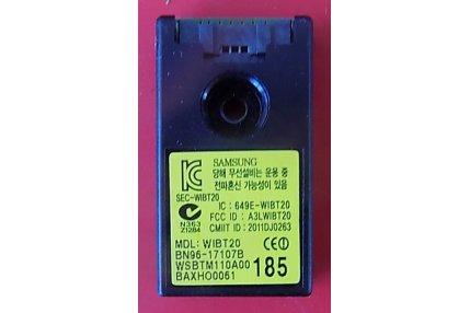 Moduli Wi-Fi e Bluetooth TV - MODULO BLUETOOTH SAMSUNG 649E-WIBT20 BN96-17107B