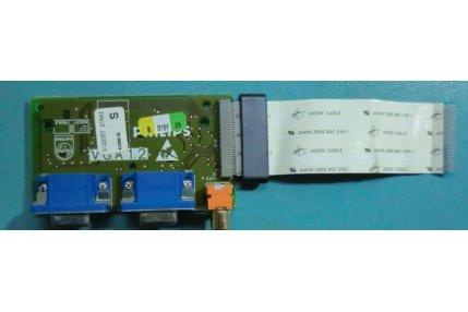 MODULO INTERCONNESSIONE PHILIPS VGA 12 - CODICE A BARRE 3122 357 21643 S