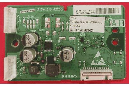 Modulo Interfaccia Led Philips 3104 313 63255Codice targhetta 310432858342