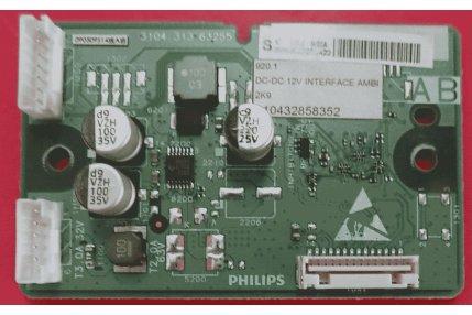 Modulo Interfaccia Led Philips 3104.313.63255Codice a barre 310432858352