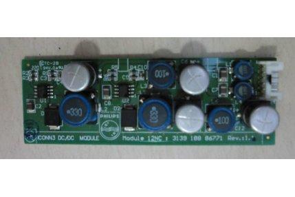 Schede Audio TV - MODULO PHILIPS 12NC 3139 188 86771 REV 1.1