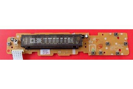 MODULO PULSANTI E DISPLAY SH-875-FUN-VFD AK41-00745A REV 01 - CODICE A BARRE AK92-01630E
