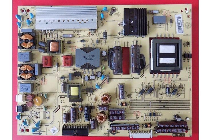 ALIMENTATORE SHARP 17PW07-2 080411 V1 - CODICE A BARRE 20563052