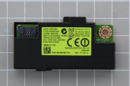 Modulo WiFi Samsung 649E-WIDT30Q BN59-01174DSmontato da Tv Nuovo