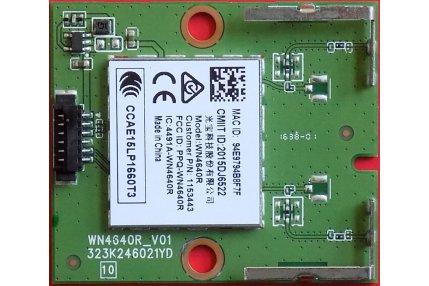 Main e DVBT TV - MAIN PANASONIC TNP4G633 1 A CODICE A BARRE TXN A1NXWE NUOVA