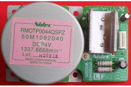 Schede Varie Stampanti - Motore passo passo principale TOSHIBA RMOTP0044QSPZ 50M1082040
