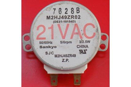 Ricambi Microonde - MOTORE SINCRONO PER MICROONDE M2HJ49ZR02 (DE31-10154D) NUOVO