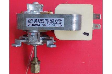 Ricambi Forni - Motore Ventola Forno WHIRLPOOL: AKZM 8910/IXL