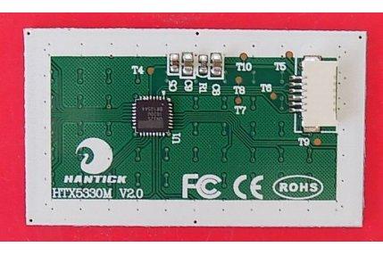 PAD TRACK HTX5330M V2.0