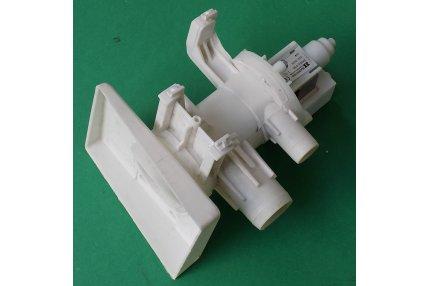 Pompe di Scarico Lavatrici - Pompa di scarico completa DP020-036 + 39.101.0072 e filtro Lavatrice SanGiorgio Originale Nuovo