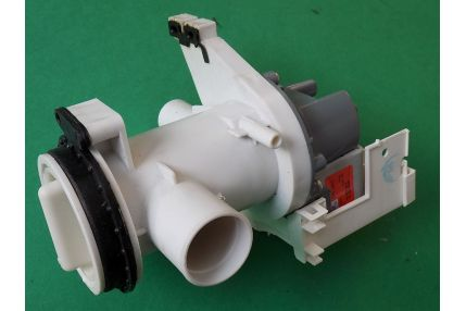 Pompe di Scarico Lavatrici - Pompa di scarico DC97-17336E Lavatrice Samsung Nuova Originale