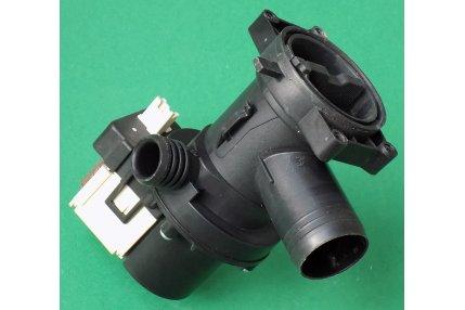 Pompe di Scarico Lavatrici - Pompa di scarico M00341.B W10476931 461974644711 Whirlpool Originale Nuovo