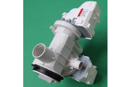 Pompe di Scarico Lavatrici - Pompa Lavatrice Samsung nr.2 motori DC31-00181A + corpo DC61-02271A + Filtro DC63-00998A Nuova Originale