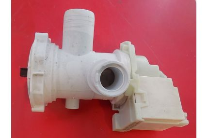 Pompe di Scarico Lavatrici - POMPA SCARICO HOTPOINT 160029992.03 ORIGINALE NUOVA