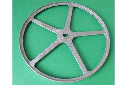 Puleggie Lavatrici - Puleggia D- 280mm 17400167101 17400242001 Hotpoint originale Nuovo