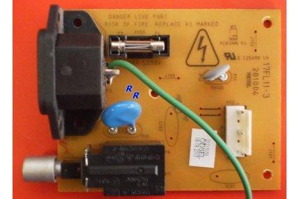 PULSANTE ACCENSIONE AUTOVOX 17FL11-4 160905 - CODICE A BARRE 20215056