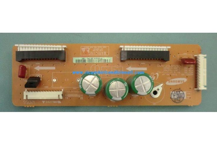 51EF_XB_UP LJ41-10276A REV R1.5 LJ92-01893A AA1 PER TV SAMSUNG PLASMA DISPLAY PS51E550