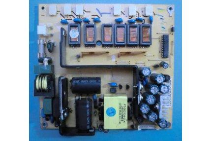 ALIMENTATORE AIV-0001 REV M - CODICE A BARRE FE6105G280J PER TV LG RZ-20LA70 REV A
