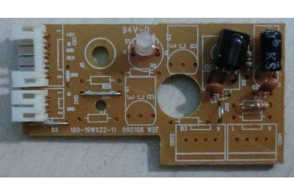 MODULINO ACCENSIONE LED SAMSUNG BN96-07569B 9608117825