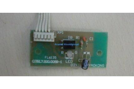 MODULINO ACCENSIONE LED SAMSUNG BN96-07569B 9810103083 Q