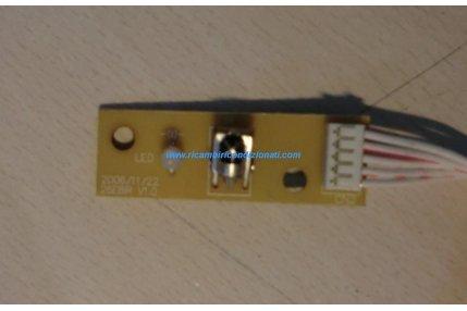 Modulini Power On e Interruttori TV - MODULINO GRUDING BEKO ELEKTRONIK ZS2.197-04