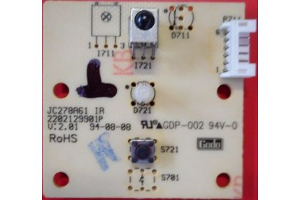 Modulini Power On e Interruttori TV - MODULINO INGRESSI 1-871-492-11 PER TV SONY KDL-40U2000