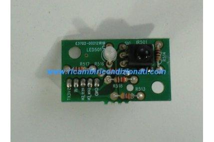 Schede Tuner Ingressi e Interconnessione TV - MODULINO INGRESSI HYUNDAI Q320-SUB 304100110802