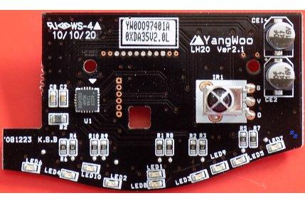 MODULO BLUETOOTH SAMSUNG 649E-WIBT20 BN96-17107B