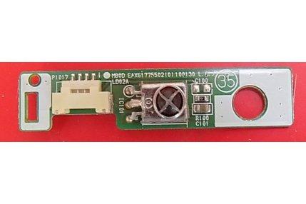 Moduli Wi-Fi e Bluetooth TV - MODULO BLUETOOTH LG RBFS-B721A EBR61425302 - CODICE A BARRE 001EB28