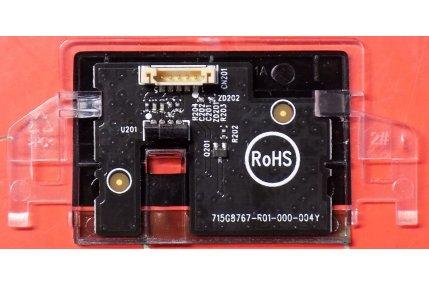 Schede Audio - MODULO SCART KEYMAT E106527 SRF-C PX40090----1G