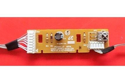 T-con and Scaler - MODULO WIFI LG 2703H-LGSBW41 TWCM-B001D V1.7 - CODICE A BARRE EAT62093301