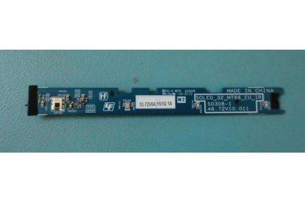 Monitor - MONITOR IBM SHARP LM130SS1T61 - CODICE A BARRE FRU 05K9596